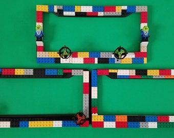 Lego License Plate Frame