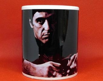 Scarface mug ,Al Pacino mug , Scarface