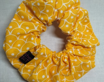 Made In France hair scrunchie