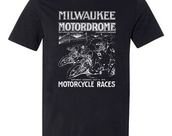 Milwaukee Motordrome Tee