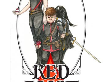 Red Alice: First book of the Alice series