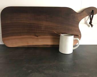 Custom Walnut Cutting Boards