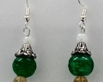 Forrest Undertone Dangle Earrings
