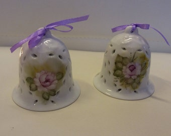Hand Painted porcelain Bell