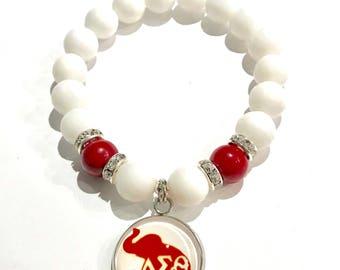 DST Sorority Bracelet