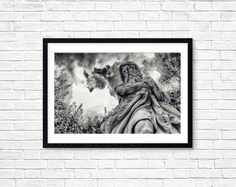 Linderhof Heavens Photo Print