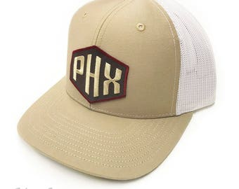PHX Metroline : Mid Profile Trucker Hat