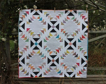 Heading Home - Modern Quilt