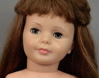 "VINTAGE Patty Play Pal Doll 35"" tall"