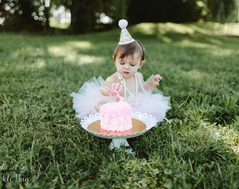 First Birthday Outfit Girl Tutu, First Birthday Girl Tutu, Tulle Skirt, Tutu Dress Skirt, 1st Birthday Outfit Girl Tutu, Baby Tutu SEWN