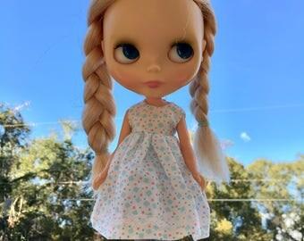 Dainty Cute Blythe Doll Party Dress