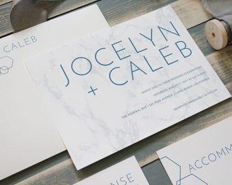 Jocelyn + Caleb