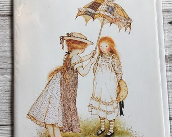 Vintage Mother's Day Card, Holly Hobbie, From Both of Us, Unused