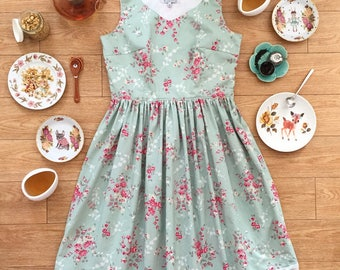 Afternoon Tea Dress (Size 10)
