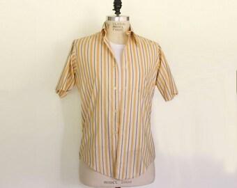Vintage Dillards Short Sleeve Shirt