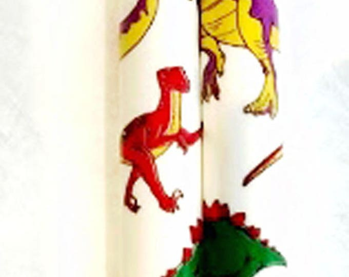 New! Dinosaur Pencil, Color Pencil Sets! T-Rex, Brontosaurus and more all decorate this pencil and color pencil set. Makes a great gift!