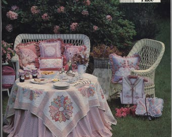 Linens and Old Lace by Nancy J. Martin and Sue Saltkill - TIB12521