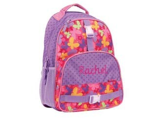 Personalized Butterfly Backpack by Stephen Joseph