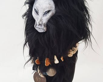 The Collector, OOAK Art Doll