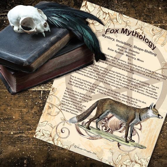 Fox Mythology