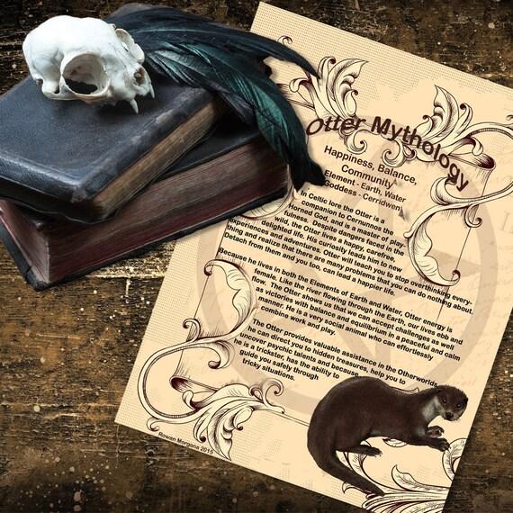 Otter Mythology