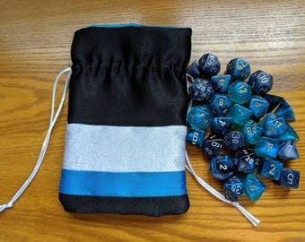 Magpie Dice Bag