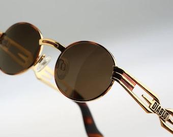 Diablo Mod D30 Col 36M / Vintage sunglasses / NOS / Eyewear /  90s rare and unique
