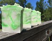 Hip to be Hemp soap/Handmade/scented