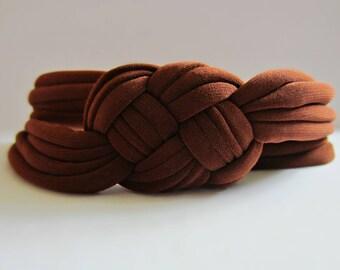 how to make sailor knot headband