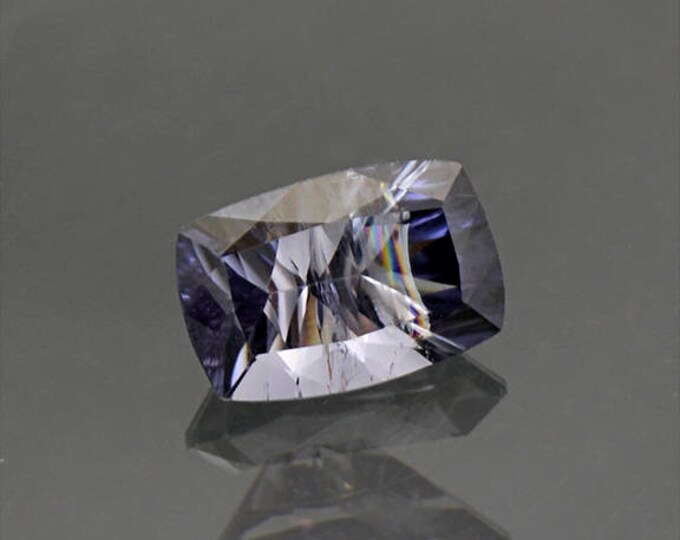 UPRISING SALE! Lovely Silvery Purple Tourmaline Gemstone from Brazil 1.71 cts.