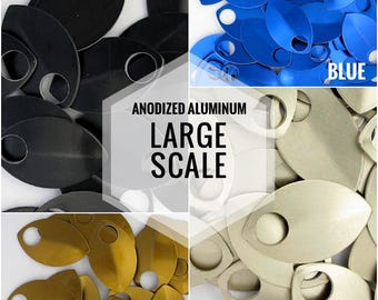 LARGE Scale - Anodized Aluminum