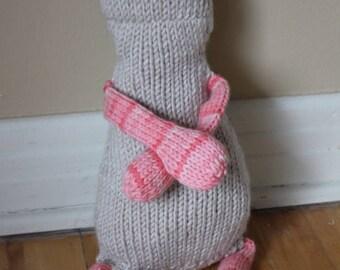 Huggable monster stuffie