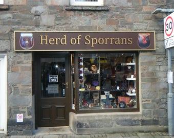 Herd of Sporrans Aberfeldy