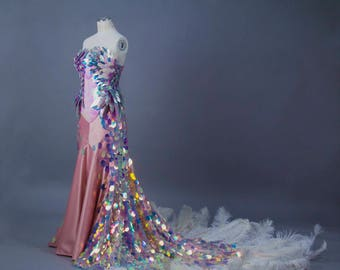 SAMPLE SALE - Greatest Showman Gown