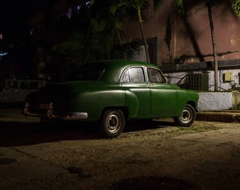 Cuba Car Photography, Street Photography, Fine Art Photography, Vintage Cars , Classic Cars