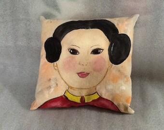Decorative small pillow