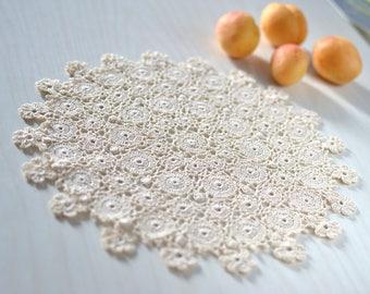Cotton doily Crocheted doilies Lace doilies Lace doily Crochet doilies Crochet doily Doilies tablecloth Round table doilies Round lace doily