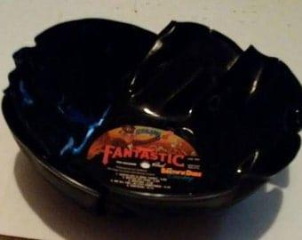 Elton John Captain Fantastic record bowl great for Chips or Popcorn Free Shipping