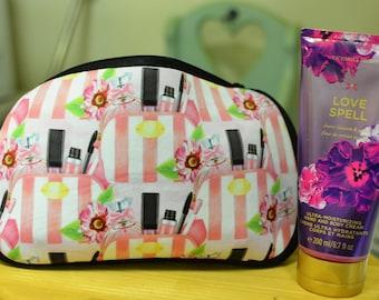 Makeup Bag, Cosmetic Bag, Make Up Bag, Toiletry Bag, Travel Bag, Makeup Bags, Makeup Storage, Makeup Bags, Cosmetic Bags