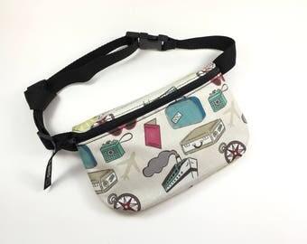 fanny pack, bum bag, waist bag, belly bag, festival fanny pack, hip bag, belt bag, utility belt, gifts for her, travel bag, gifts for her