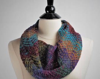NEW Jewel Box Cowl Kit - 100% Superwash Merino - Your choice of colorway