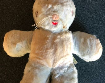 Vintage GUND Rabbit stuffed animal