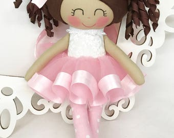 Cloth Baby Doll, Ballerina doll- Girl Gift