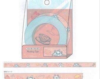 Disney Marie Cat Washi Tape - Aristocats Paper Masking Tape 15mm ×5m