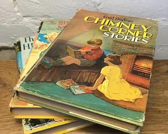 Set of 3 Enid Blyton Childrens books