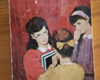 1960s teen book on dating ~ The Unchosen by Nan Gilbert 1963 ~ 1960s juvenile book