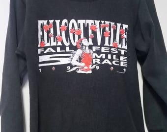 Vintage Ellicottville NY Long Sleeve Shirt