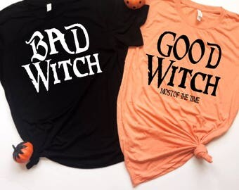 Halloween shirt set | Etsy