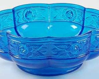 Aztec Blue by Jeannette