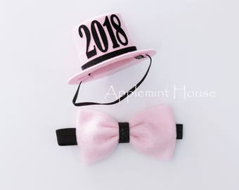 Baby girl New years Hat,New Years Eve Hat,baby happy new year hat,Girl New Years Eve Hat,New Years Eve Party Hat,Baby Birthday Hat